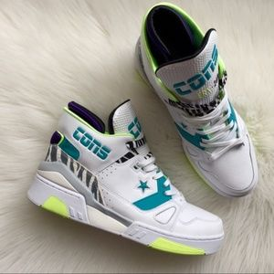 New Converse ERX Animal Mid Sneakers 11 Mens Shoes